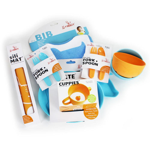 medium BUNDLE - Orange Peel + Sea Life (2-color)