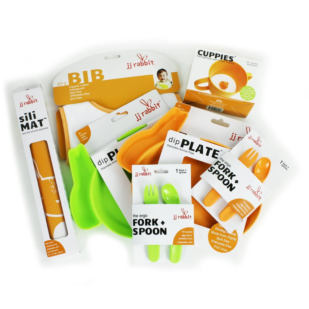 medium BUNDLE - Orange Peel + Lime Pop (2-color)