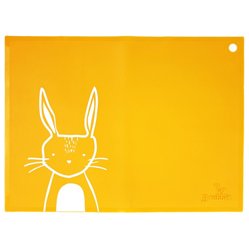 JJ Rabbit® siliMAT™ in Orange Peel orange