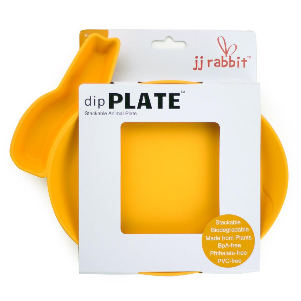 JJ Rabbit® dipPLATE™ in Orange Peel packaged