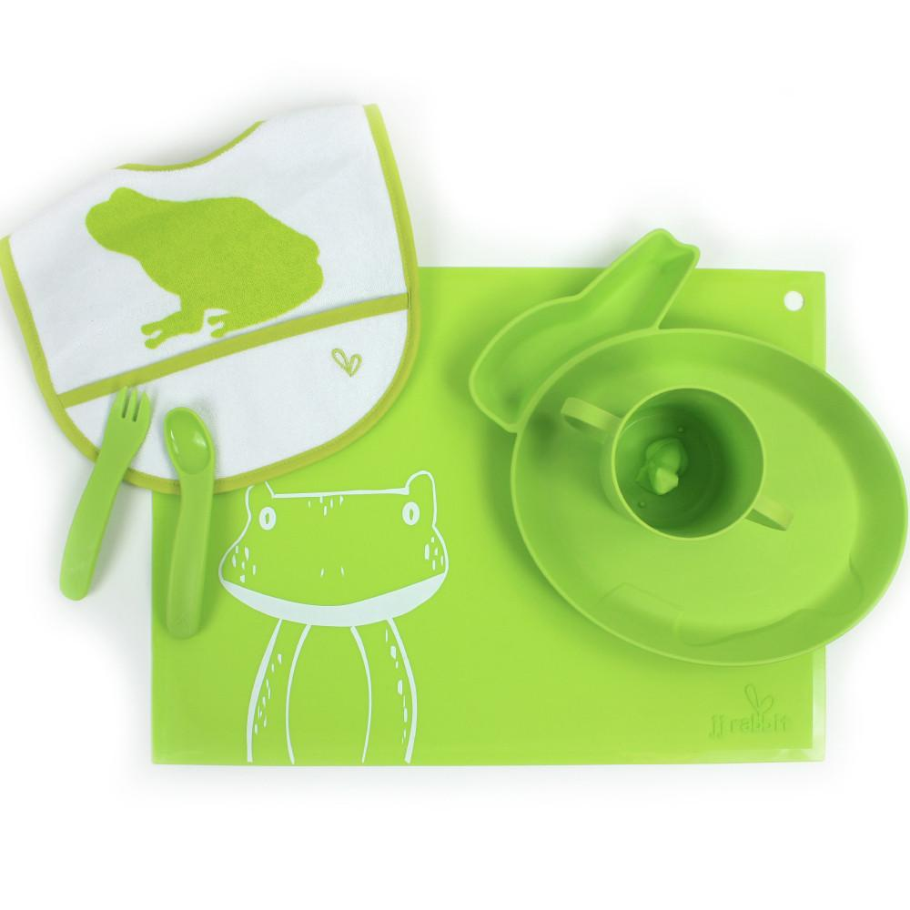 JJ Rabbit® starter BUNDLE in Lime Pop green