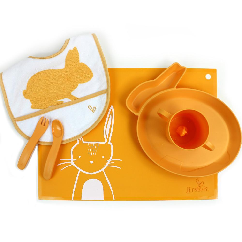 JJ Rabbit® starter BUNDLE in Orange Peel orange