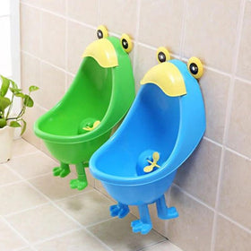 Frog Children Stand Vertical Urinal Wall-Mounted