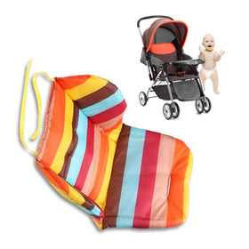 Baby Stroller Rainbow Cushion
