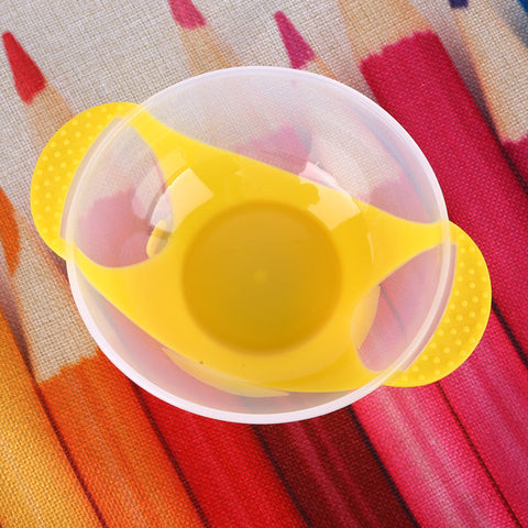New Baby Bowl Slip-resistant Safety Sensing Temperature Bowl