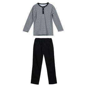 Baby Costume Cotton Long Sleeve Striped Tops Pants