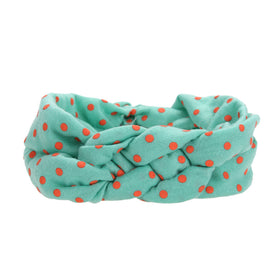 1 Pcs Kids Baby Girl Cotton Twisted Headband