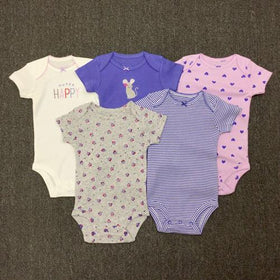 Baby Bodysuits 100% Cotton