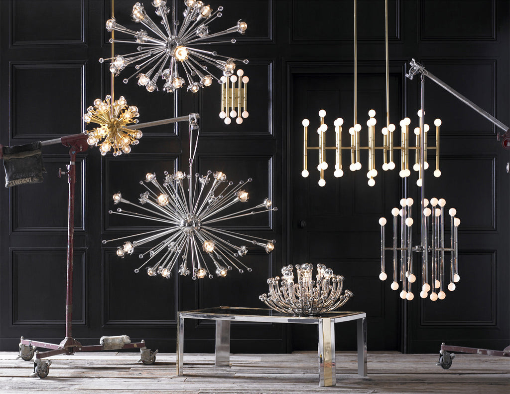 3 tips for choosing the perfect chandelier