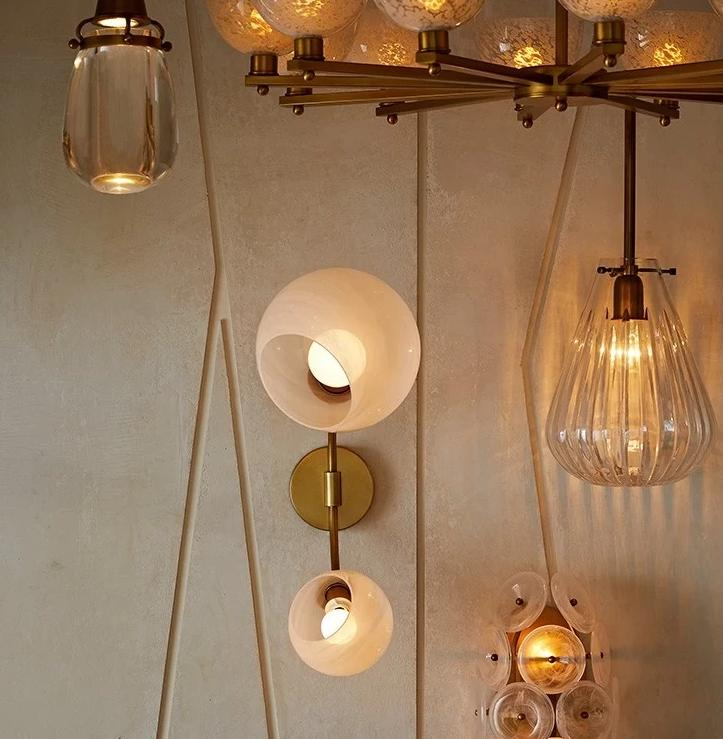 Brass Sconces on Sale