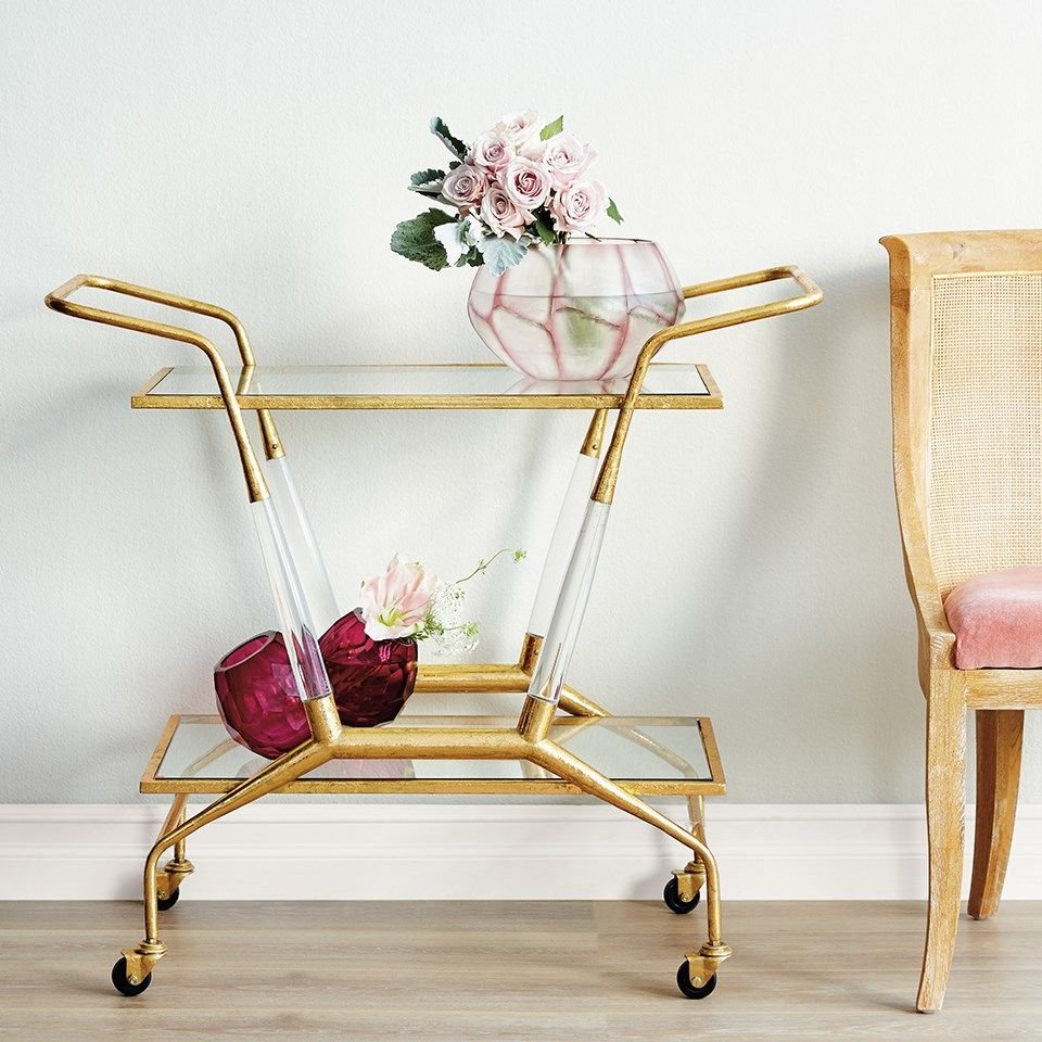 Bar Carts & Entertaining Accessories