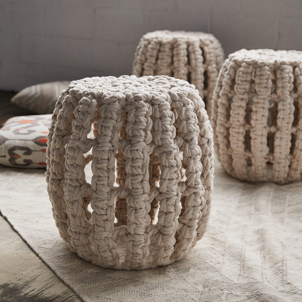 Woven Accent Tables