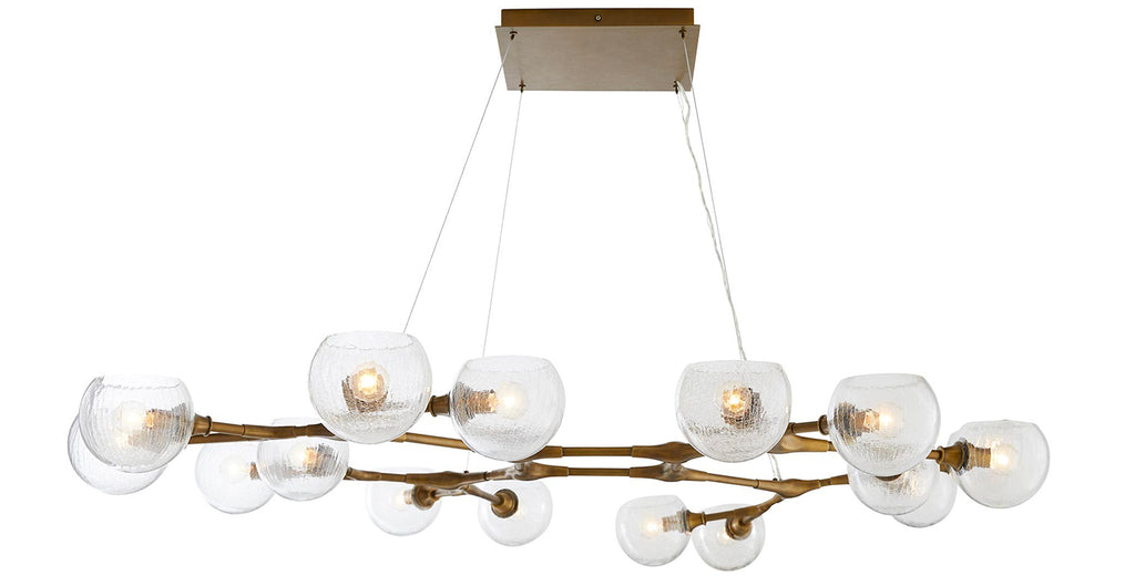 Arteriors Home Mahowald Fixed Chandelier