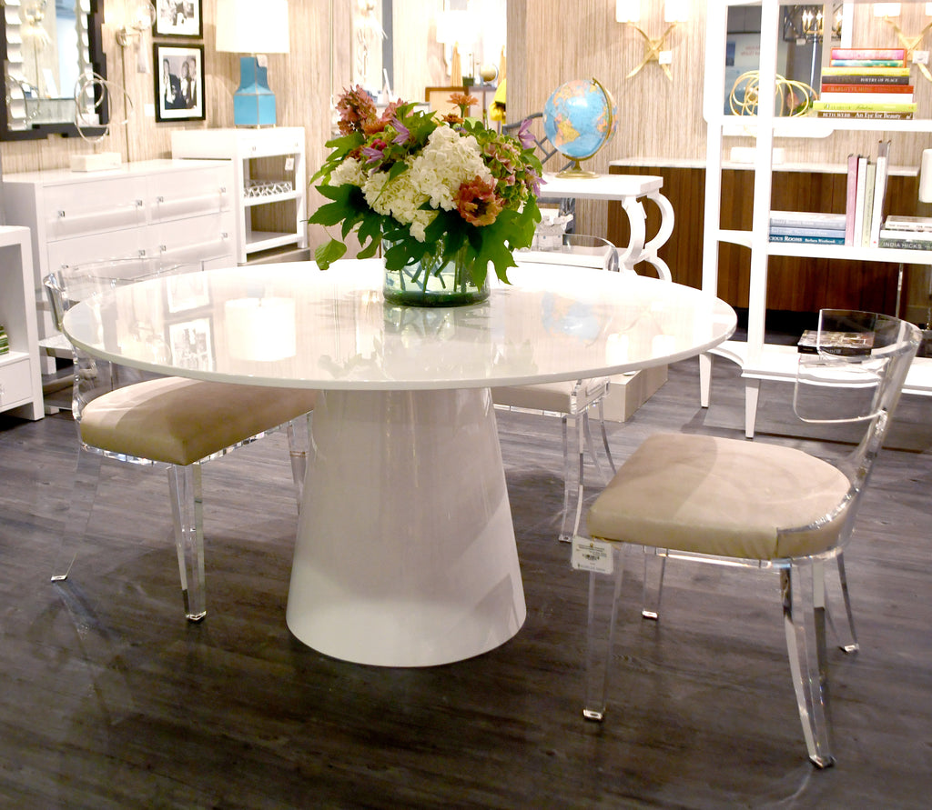 Shop Worlds Away Hamilton Dining Table from Clayton Gray Home