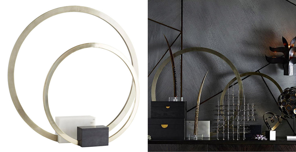 Shop Arteriors Home Michelle Large and Small Sculptures