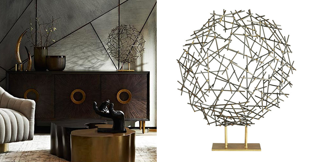 Shop Arteriors Home Nix Sculpture