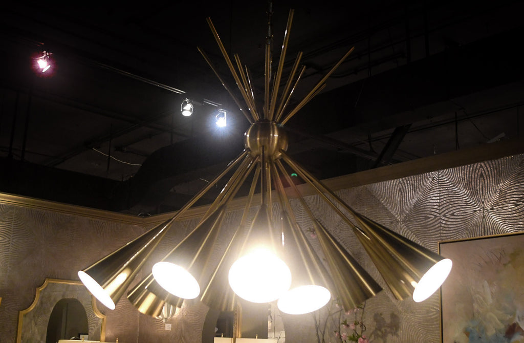 Shop new lighting from Clayton Gray Home