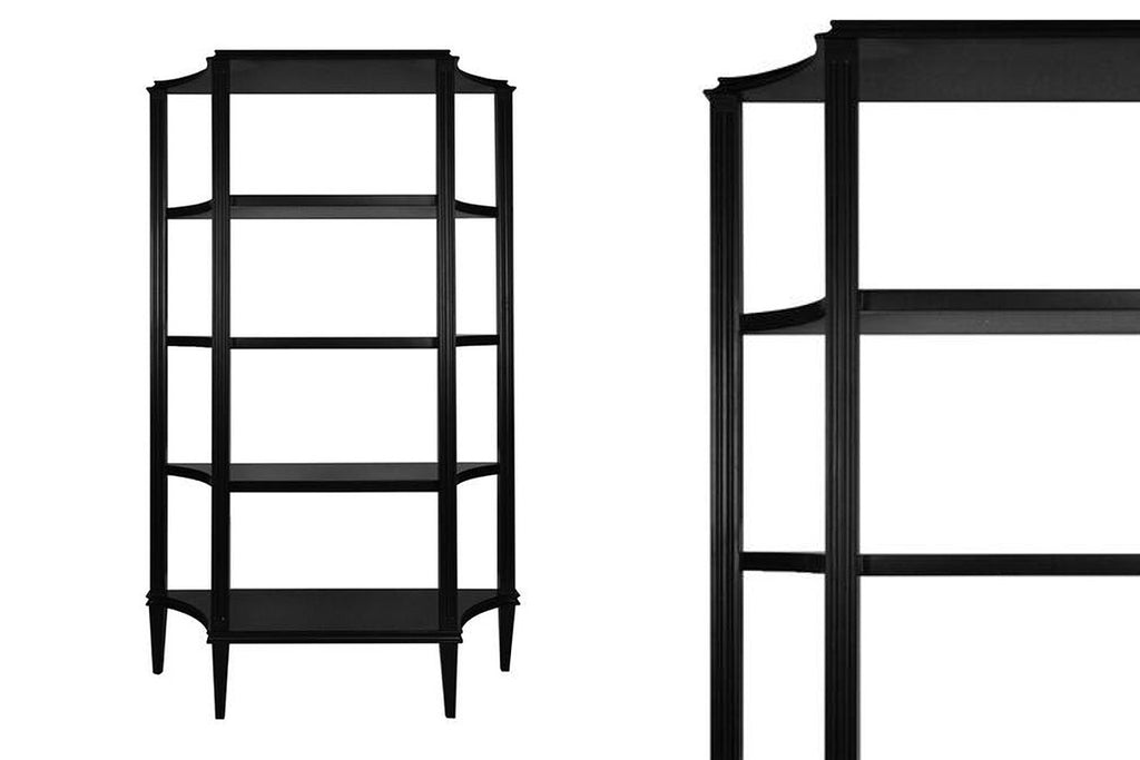 Shop Worlds Away Bronte Etagere from Clayton Gray Home