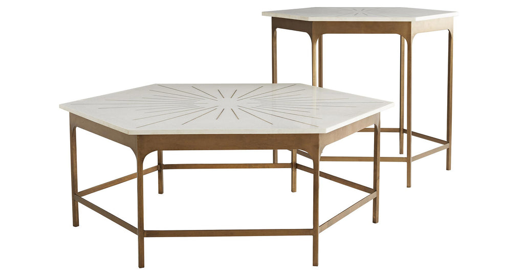 Shop Arteriors Home Mae Coffee and End Tables