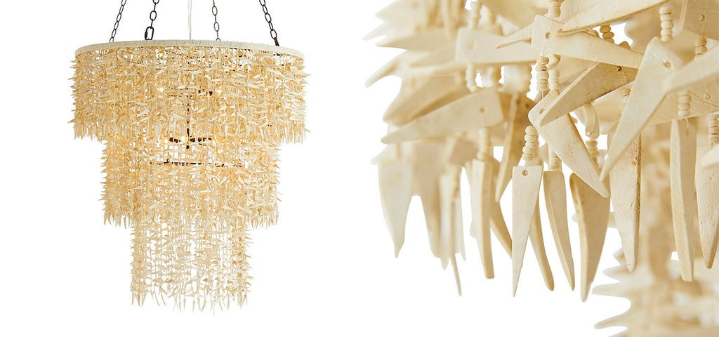 Shop Arteriors Home Newport Chandelier