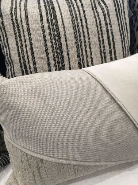 Shop Lacefield Designs Color Blocked Pillow from Clayton Gray Home