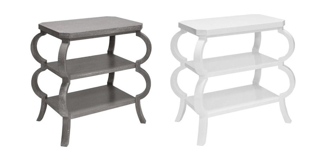 Shop Worlds Away Olive Side Table from Clayton Gray Home