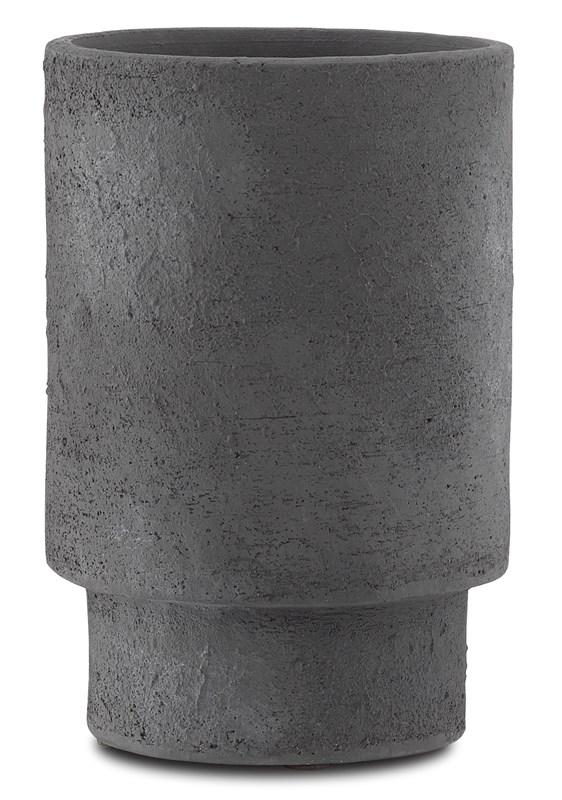currey and company tambora vase black