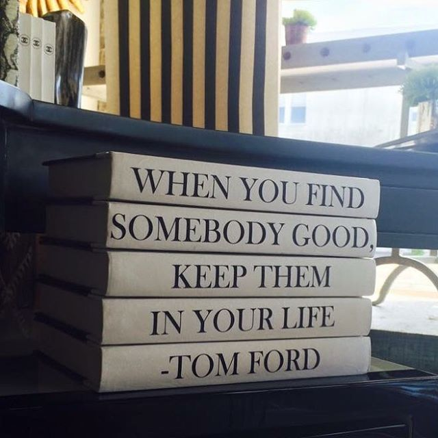 tom ford quote book set recycle styling shelving