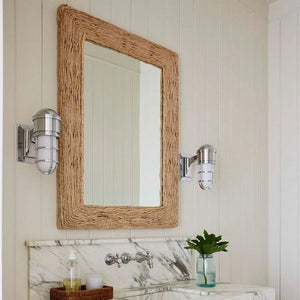 made goods amani mirror rope bathroom