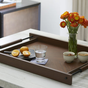 Arteriors Home Tract Tray Food Service