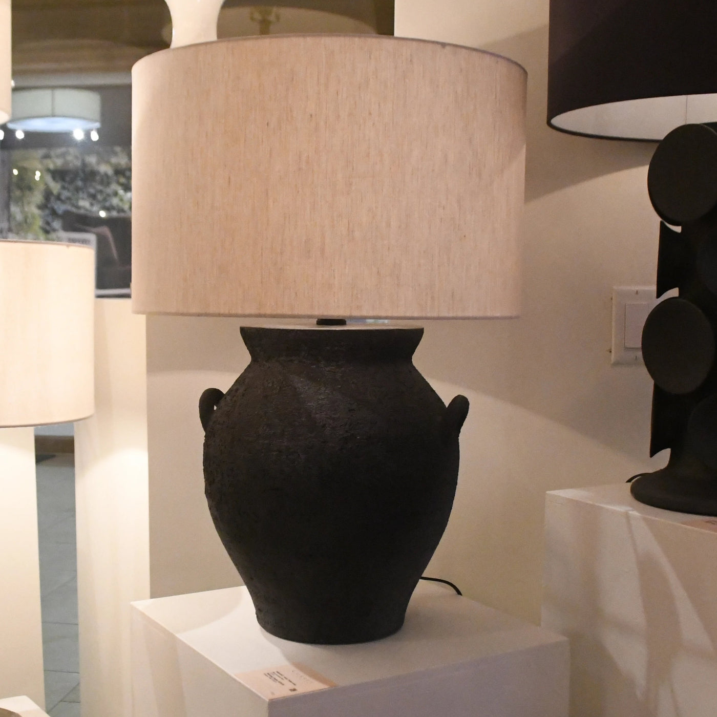 currey and company anza table lamp market photo