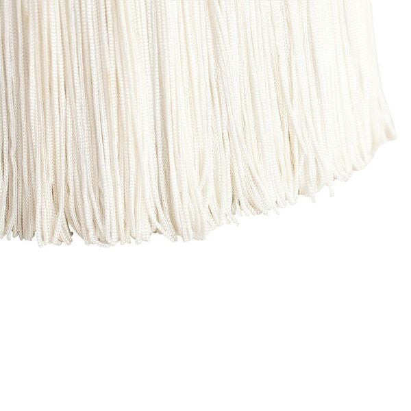 arteriors home lighting table lamp tassel ivory  DK49938-757