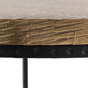 Arteriors Home Nixon Side Table 2751detail