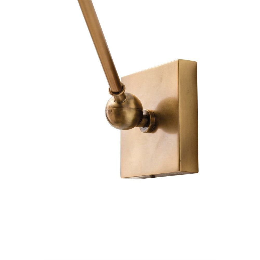 arteriors home parma wall sconce windsor smith zoom in base
