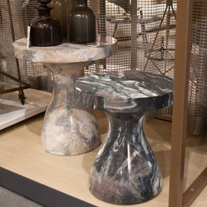 arteriors home small serafina accent table