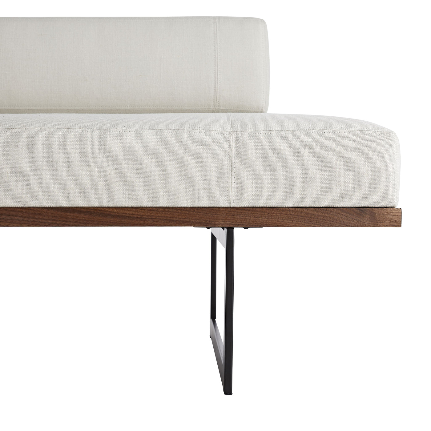 Arteriors Home Tuck Bench Detail