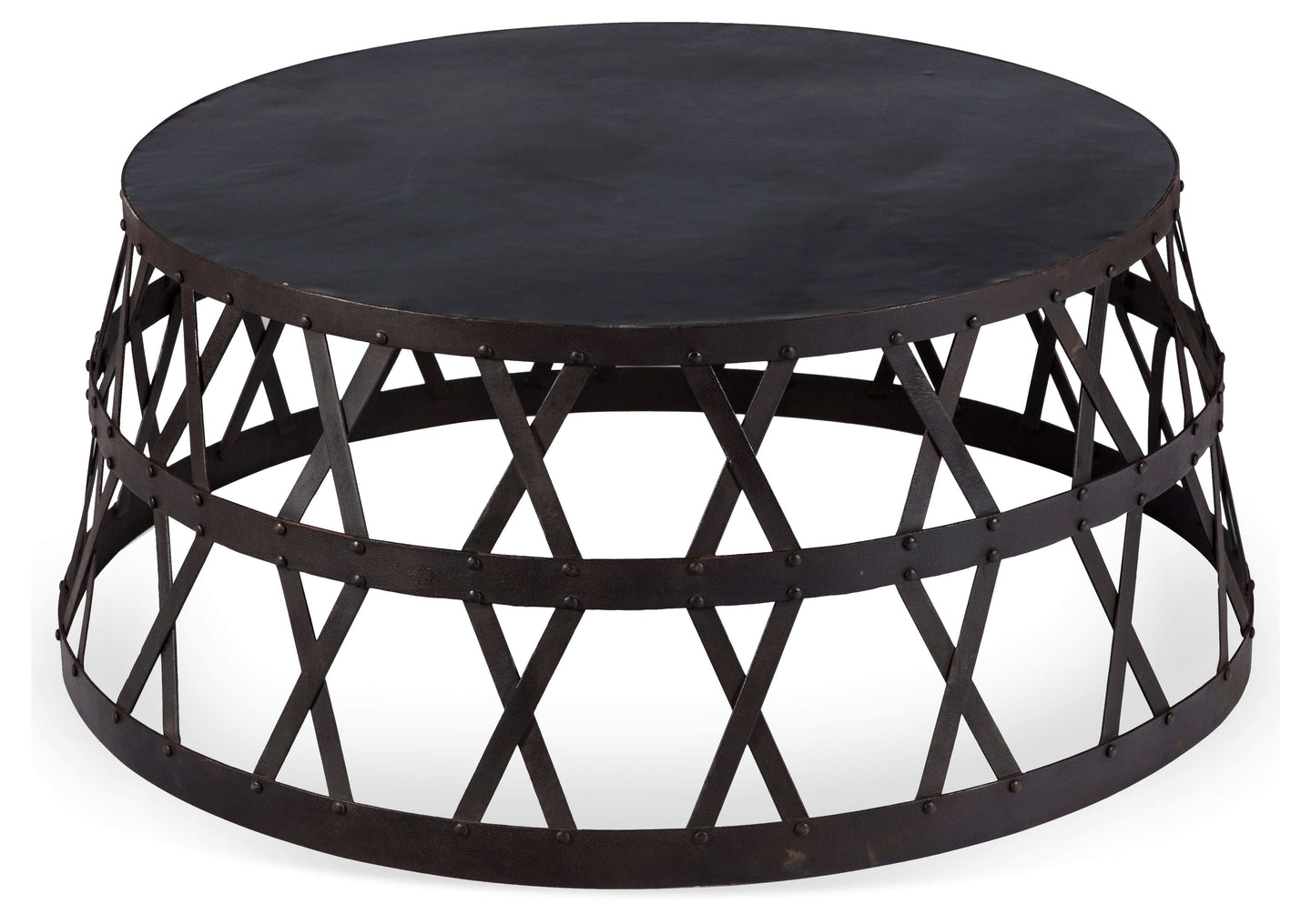 Bobo Intriguing Objects Elephant Coffee Table Iron Metal