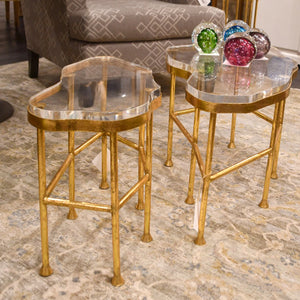 bungalow 5 cristal side table