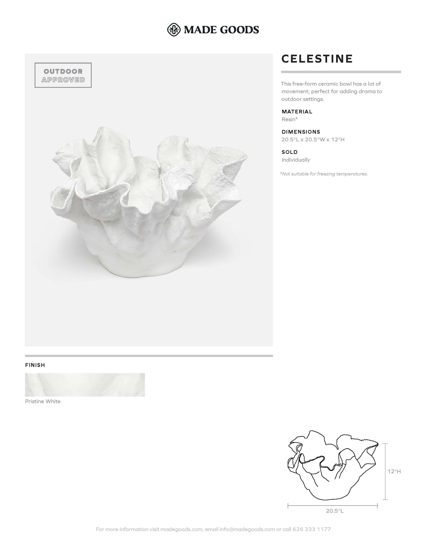 made goods celestine bowl tearsheet