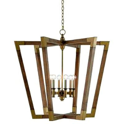 currey and company bastian chandelier large