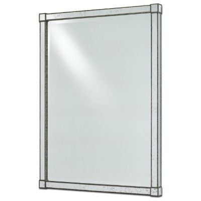 currey and company monarch wall mirror rectangle