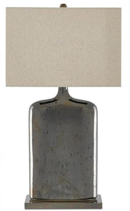 currey and company musing table lamp metallic bronze