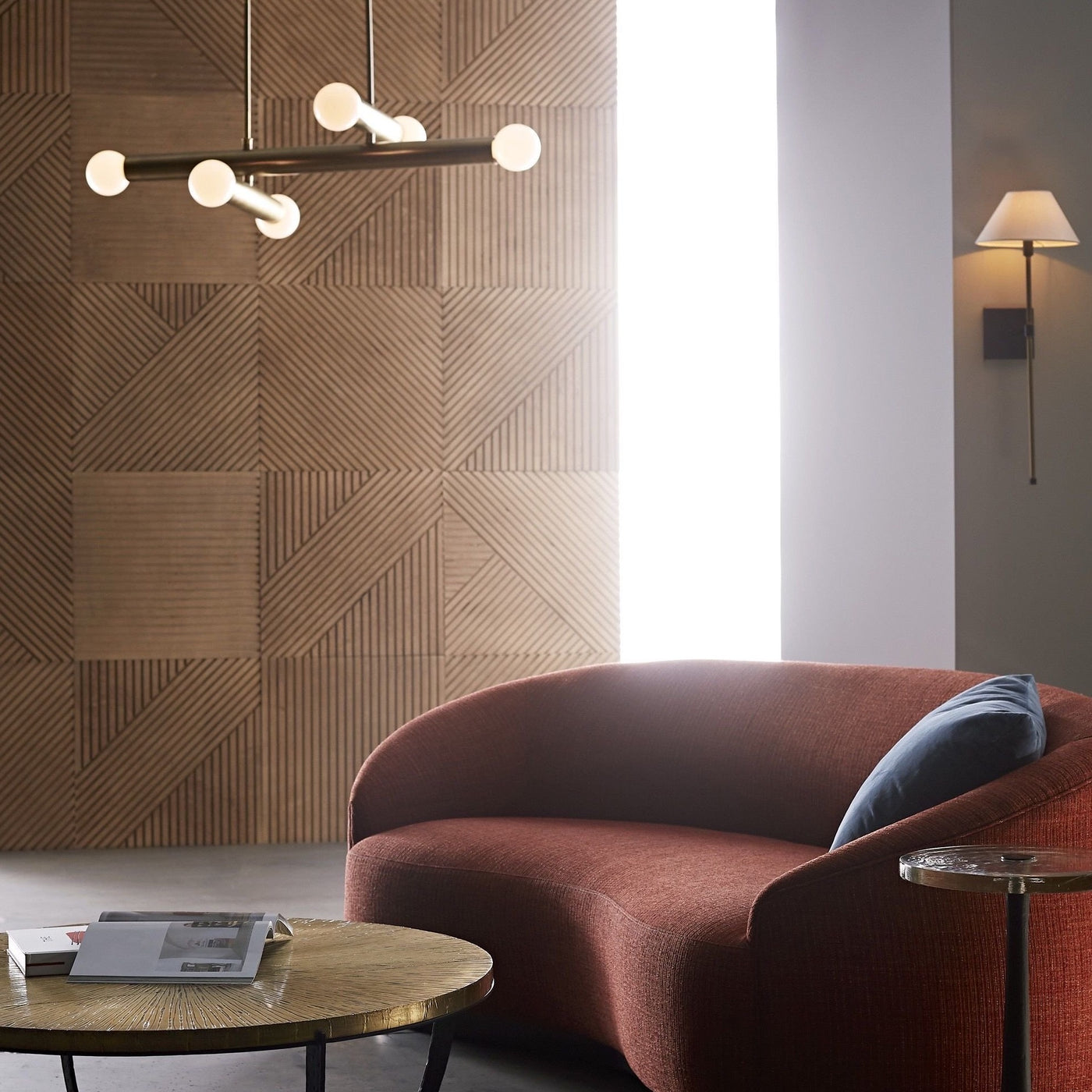arteiros havana single sconce bronze wall living room