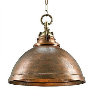 currey and company admiral pendant aluminum metal hanging