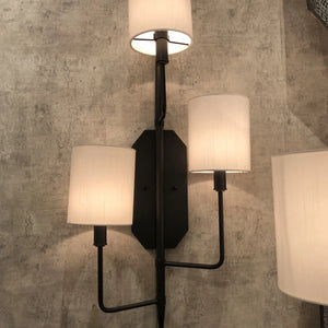 currey and company knowsley sconce showroom