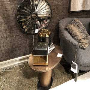 arteriors marco accent table showroom