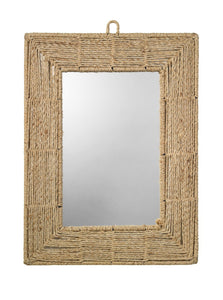 Jamie Young Jute mirror natural 0907