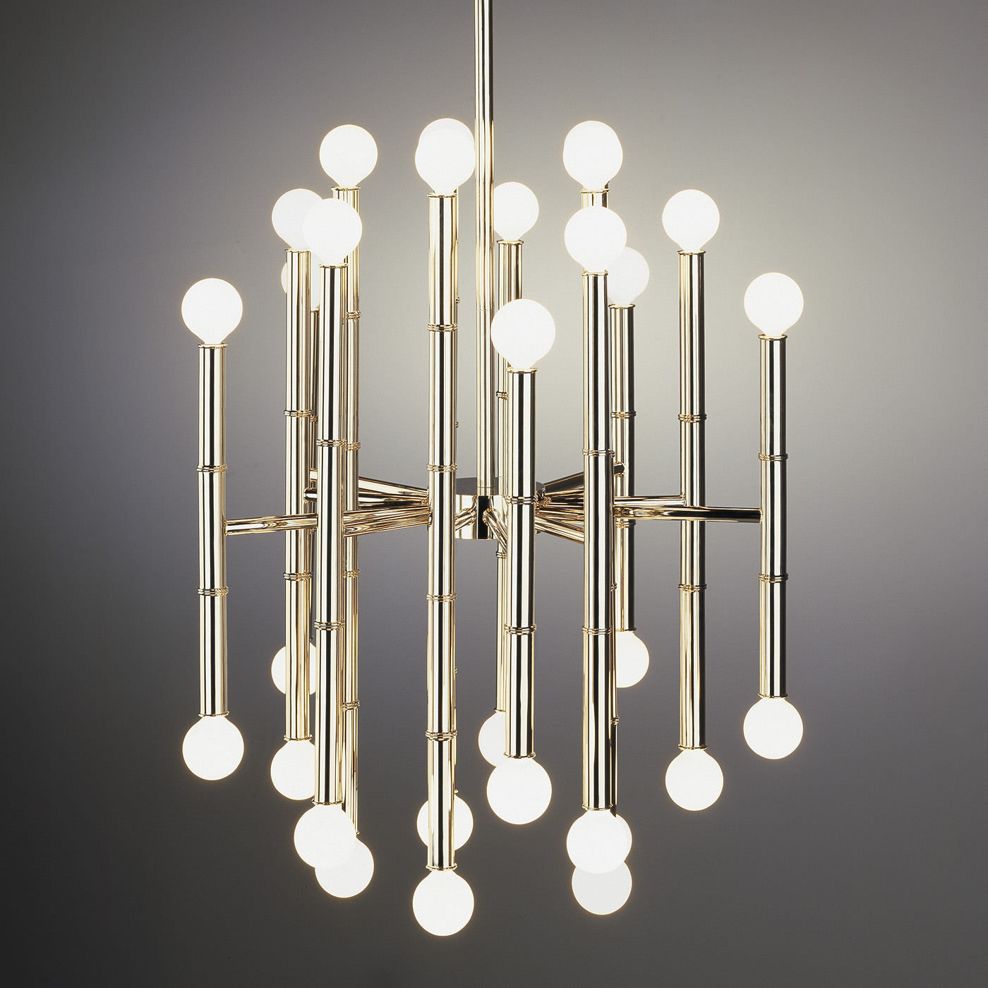 jonathan adler meurice chandelier polished nickel lighting