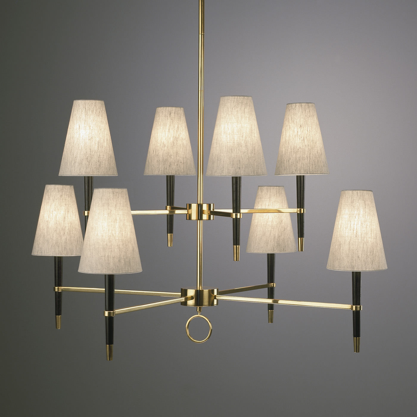 Jonathan Adler presents the Ventana Two-Tier Chandelier