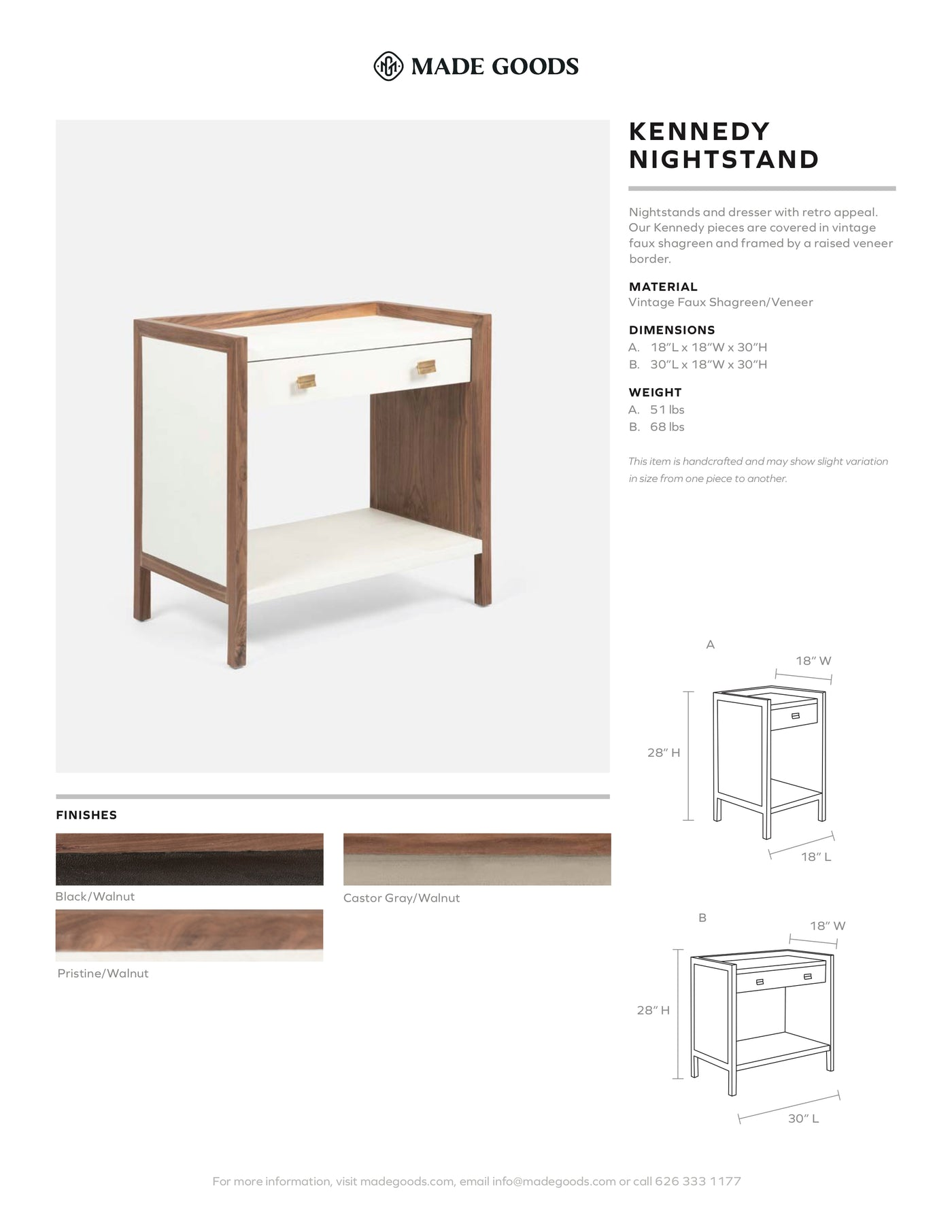 made goods kennedy nightstand tearsheet